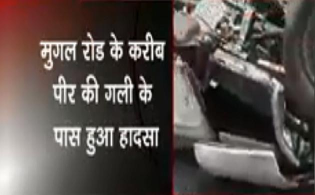 Breaking : जम्मू-कश्मीर के पुंछ-श्रीनगर हाइवे पर बड़ा सड़क हादसा,11 लोगों की मौत