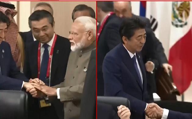 Breaking : जापान के ओसाका में G20 का समापन समारोह, दुनिया भर के बड़े नेता मौजूद