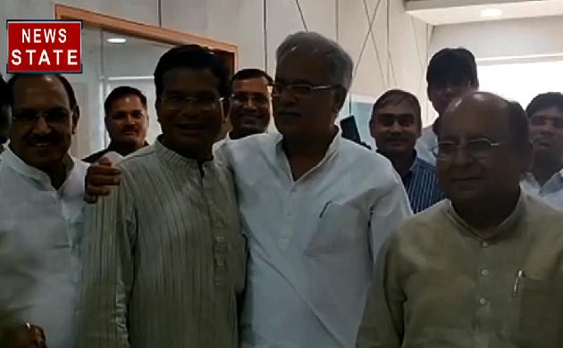 Chhattisgarh : प्रदेश कांग्रेस अध्यक्ष बनाए गए Mohan Markam