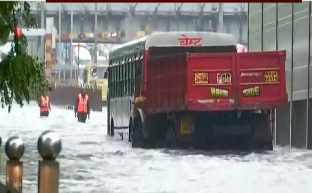 क्यों डूबती है मुंबई : बारिश में मायानगरी की सूरत बिगड़ी