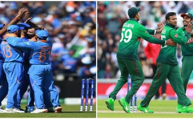 World Cup 2019: आज बांग्लादेश से भिड़ेगा भारत, बरमिंघम में खेला जाएगा मैच