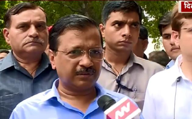 Exclusive : CCTV से क्राइम में कमी आएगी - Arvind Kejriwal
