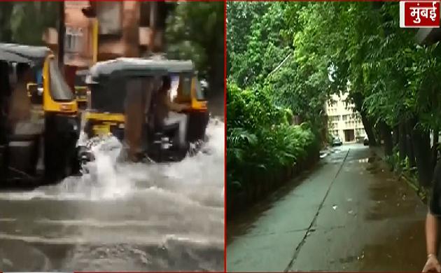 Mumbai : भारी बारिश बनी Salman Khan की आने वाली फिल्म दबंग 3 की दुश्मन, देखिए VIDEO