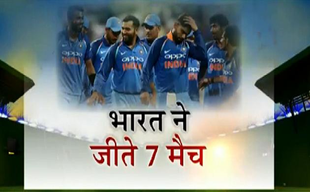 Cup हमारा है #IndiavsNewzealand : विश्वविजेता बनने से 2 कदम दूर भारत