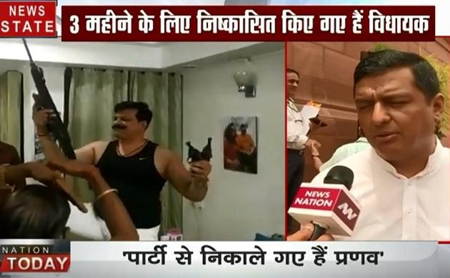 उत्तराखंड: बीजेपी नेता अनिल बलूनी का बयान, विधायक चैंपियन पर होगी कार्यवाही, देखें वीडियो