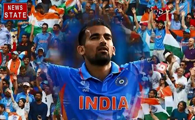 क्रिकेटर Zahir Khan को किसने किया था स्टेडियम में प्रपोज देखिए VIDEO