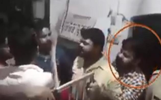 Viral Video: BJP विधायक की बेटी साक्षी मिश्रा के पति की गुंडई देखिए