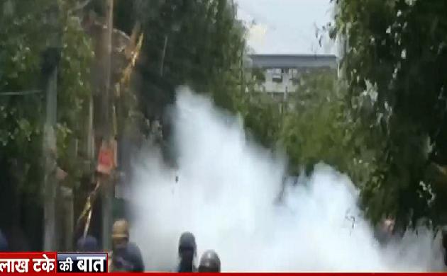 लाख टके की बात : टीएमसी-बीजेपी समर्थको में भिडंत, पुलिस ने बरामद किए 50 बम, देखिए VIDEO