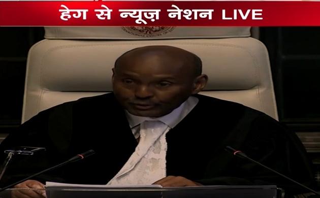 अंतरराष्ट्रीय कोर्ट में भारत की बड़ी जीत, ICJ ने कुलभूषण जाधव की फांसी पर लगाई रोक