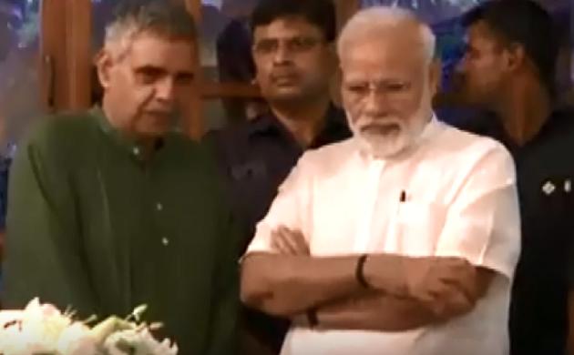 Sheila Dikshit को श्रद्धांजलि देने पहुंचे PM Narendra Modi