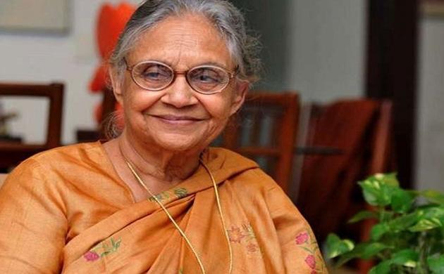 Breaking : दिल्ली की पूर्व मुख्यमंत्री शीला दीक्षित का निधन