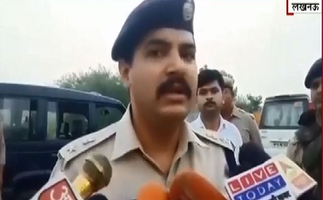 Uttar Pradesh : पुलिस और बदमाशों से मुठभेड़, 3 बदमाशों को लगी गोली