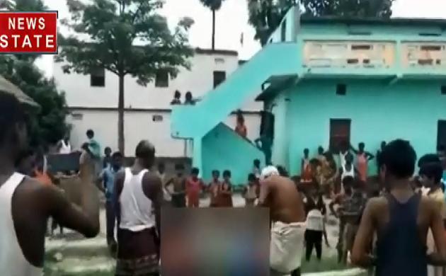 भीड़तंत्र की गुंडागर्दी पर कैसे लगेगी लगाम, छपरा में 2 युवकों की भीड़ ने की पिटाई