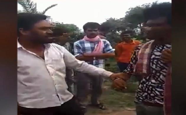Shocking News : ग्रामीणों ने की युवक की पिटाई, पिटाई के बाद युवक की ली गई तलाशी