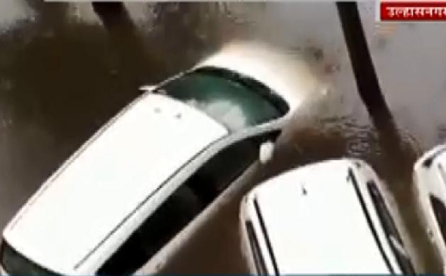 UP Speed News : मुंबई में बारिश ने बढ़ाई परेशानी, आधा शहर पानी में डूबा