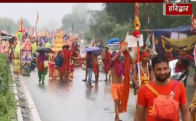 सावन में कांवड़ यात्रा पर विशेष कवरेज, देखिए शिव की शक्ति...कांवड़ियों की भक्ति