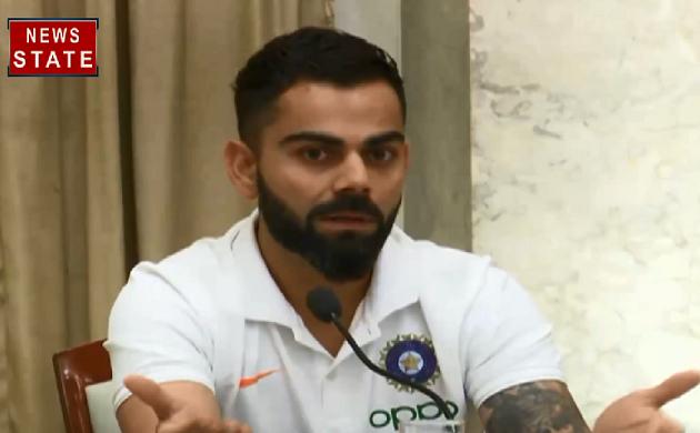 Stadium : Rohit Sharma के साथ अनबन को लेकर क्या बोले कप्तान Virat Kohli