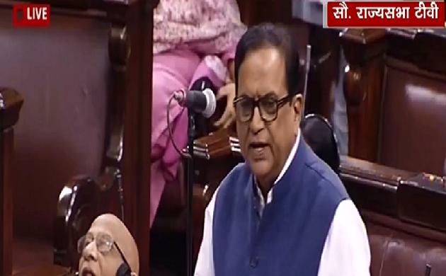 जानिए राज्यसभा में तीन तलाक बिल पर क्या कुछ बोले  Satish Mishra