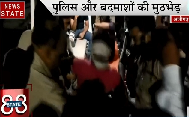 NS Speed News: यूपी में ऑपरेशन ठोको जारी, एनकाउंटर में सिपाही घायल, देखें प्रदेश की खबरें