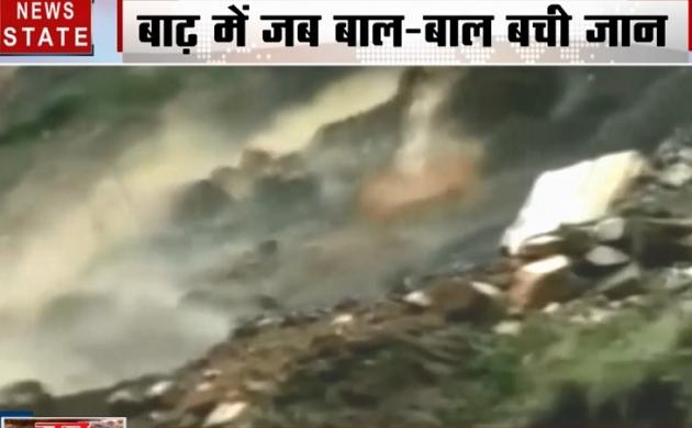 Landslide : दरकते पहाड़, आफत में जान, बारिश-भूस्खलन का कहर