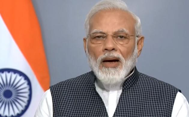 370 हटने के बाद बोले PM नरेंद्र मोदी, जम्मू-कश्मीर हमारे देश का मुकुट है