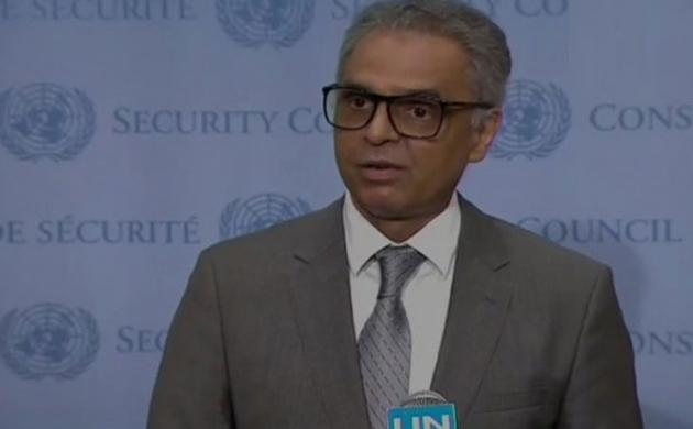 कश्मीर मुद्दे पर UNSC बैठक के बाद बोले अकबरुद्दीन, ये भारत का आंतरिक मामला है