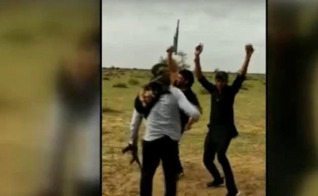 वायरल हो रहा है राजस्थान में '007 वाले गैंग' का खतरनाक Video