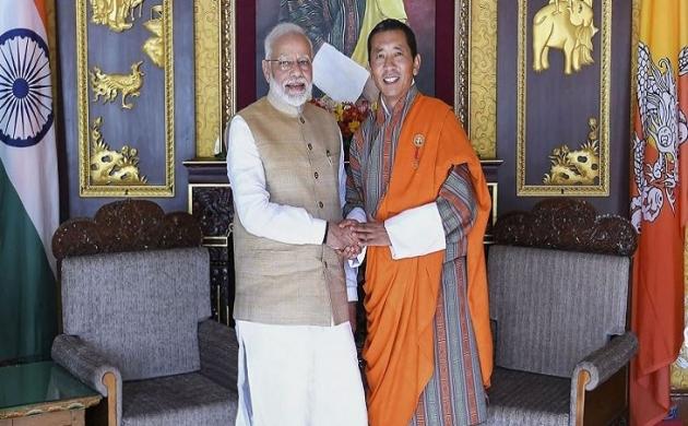 मोदी ने भूटान में Rupay card लांच किया, 9 एमओयू पर हस्ताक्षर किए