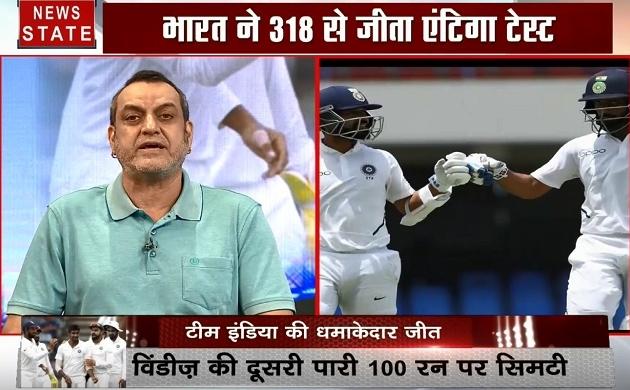 IND vs WI:  देखिए कैसे विराट के वीरों के सामने ढेर हो गई वेस्टइंडीज की टीम