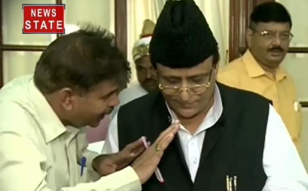 खबर विशेष : आजम खान पर जमीन कब्जे के बाद अब भैंस चोरी का केस दर्ज
