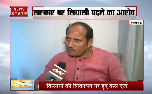 Exclusive Interview: मुलायम सिंह यादव के आरोपों का कैबिनेट मंत्री सुरेश राणा ने दिया ये जवाब