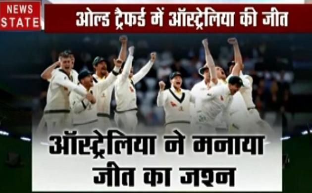 Ashes 2019: ऑस्ट्रेलिया ने इंग्लैंड को 185 रनों से हराया, 2-1 से सीरीज में आगे