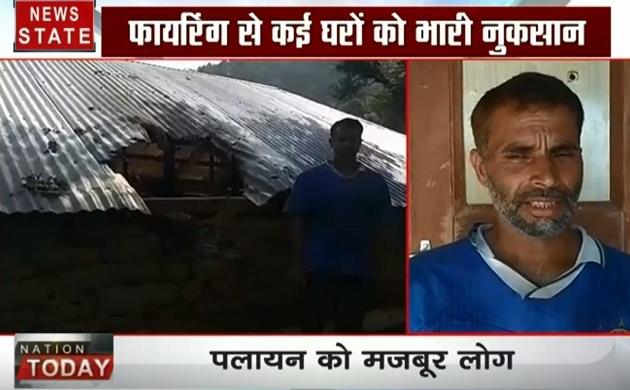 Jammu Kashmir: पाकिस्तान ने इन तीन जगहों पर तोड़ा सीजफायर, भारतीय सुरक्षाबल दे रहे मुंहतोड़ जवाब