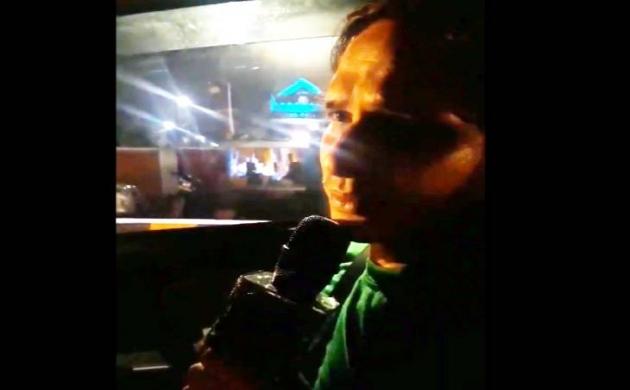 मधुर आवाज में गाना गाने वाले उबर ड्राइवर का वीडियो वायरल