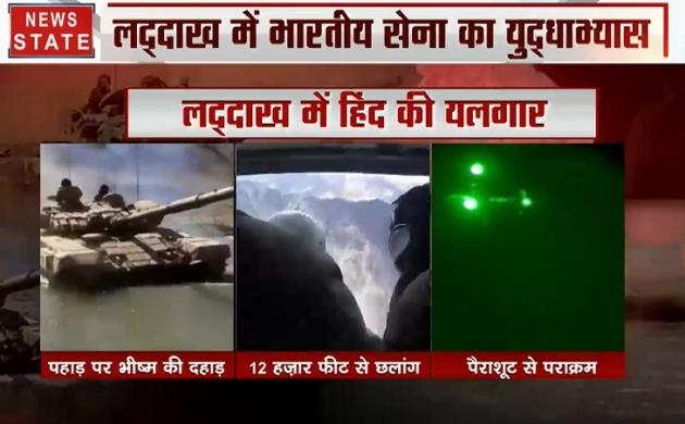 Khoj Khabar : भारतीय जवानों के पराक्रम देख चीन जलेगा और पाकिस्तान डरेगा, लद्दाख में हिंद की यलगार