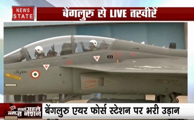 तेजस से रक्षामंत्री राजनाथ सिंह ने भरी उड़ान, जानें इस विमान की खासियत
