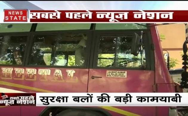 जम्मू-कश्मीर: घाटी को दहलाने की साजिश को सेना ने किया नाकाम, बस से बरामद किया विस्फोटक