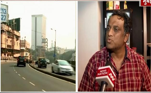 चुनावी भाऊ में फिल्म निर्देशक अनुराग बसु ने बयां किया मुंबई की सोसायटी का दर्द