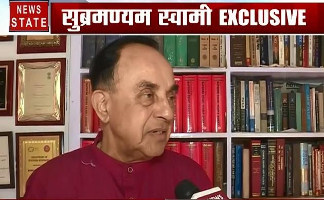 Ayodhya dispute: अयोध्या के बाद मथुरा-काशी का प्लान, देखें सुब्रमण्यम स्वामी का Exclusive Interview