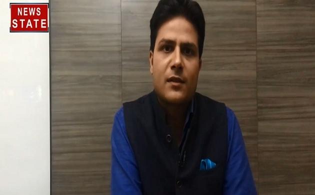 Anjit Live Video: हिंदू समाज पार्टी के अध्यक्ष कमलेश तिवारी की हत्या, सड़क पर उतरे समर्थक