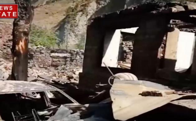 भारतीय सेना की Mini Surgical Strike के बाद देखें PoK में तबाही का Video