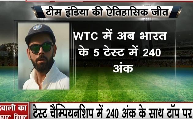 India Ranchi Test Match: रांची में टीम इंडिया की ऐतिहासिक जीत, पहली बार अफ्रीका को 3-0 से हराया