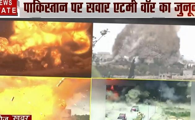 Khoj Khabar-2: इमरान खान की बौखलाहट, एटम बम से भारत पर हमला करेगा पाक