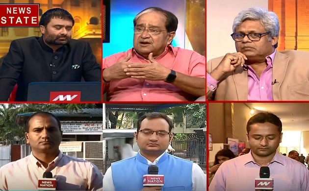 Assembly Election Result : देखिए रुझानों को लेकर क्या कहना है वरिष्ठ पत्रकार विनोद शर्मा का