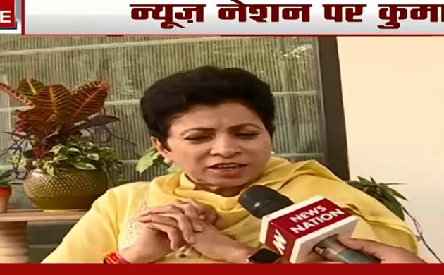 Exclusive: बीजेपी को सत्ता का लालच, विरोध के बाद JJP ने भाजपा का साथ दिया- शैलेजा कुमारी