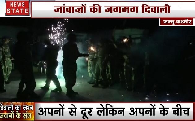 Diwali Special: देखिए बॉर्डर पर देश के वीरों की दिवाली