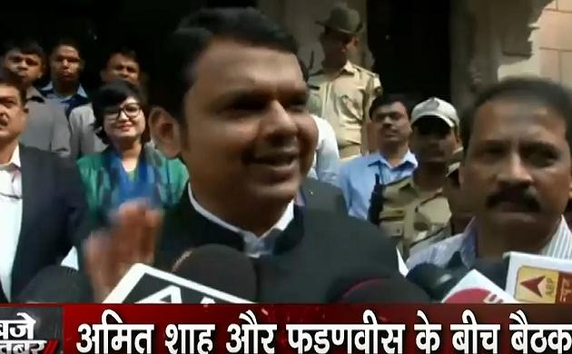 40 Khabrein: महाराष्ट्र की सियासत में नया मोड़, बीजेपी ने दिया शिवसेना को नया फॉर्मुला