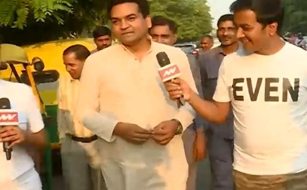 दिल्ली सरकार की ऑड ईवन स्कीम पर जानें आप के पूर्व विधायक कपिल मिश्रा ने क्या कहा, देखें एक्सलूसिव इंटरव्यू