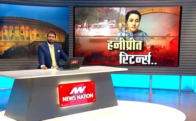 Khoj Khabar: हनीप्रीत की रिहाई के बाद डेरा सच्चा सौदा समर्थकों की दिवाली, जेल से निकल सीधा आश्रम पहुंची हनीप्रीत