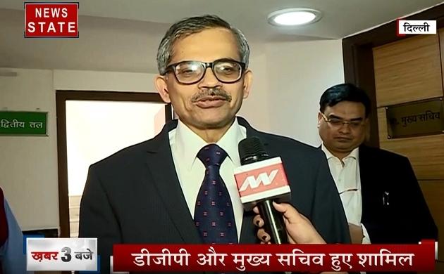 Ayodhya Case: CJI रंजन गोगोई से हुई मुख्य सचिव और DGP की बैठक, देखें आरके तिवारी का Exclusive Interview